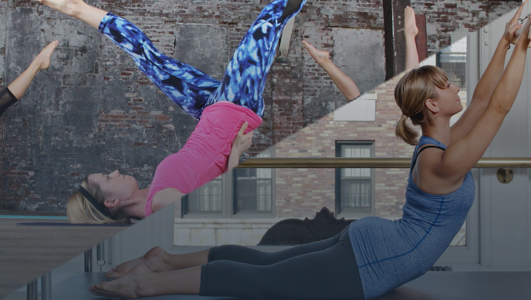 Double Header: Pilates & Stretch thumbnail image