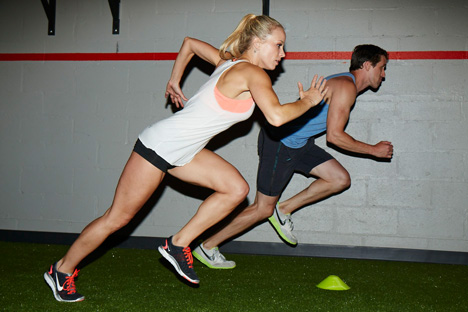 Plyometric Sports Conditioning thumbnail image